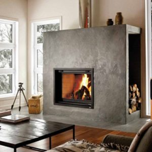 Valcourt Fp7 Antoinette Zero Clearance Wood Fireplace Energy Savers