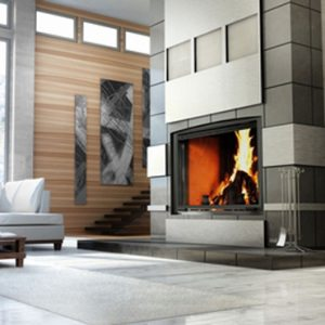 Valcourt Fp11 Frontenac Zero Clearance Wood Fireplace