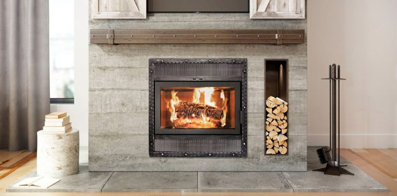 Ambiance Elegance 36 Zero Clearance, What Are Zero Clearance Fireplaces