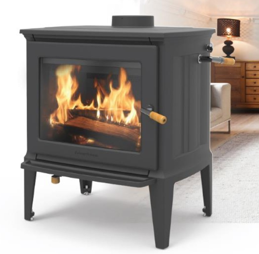 Hearthstone Green Mountain 40 Truhybrid Wood Stove
