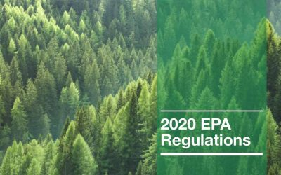 New 2020 EPA Regulations